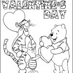 Valentine's Day Coloring Pages | Projects To Try | Valentine – Free Printable Disney Valentine Coloring Pages