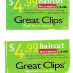 Valpak Great Clips Coupon   New Discounts   Sports Clips Free Haircut Printable Coupon