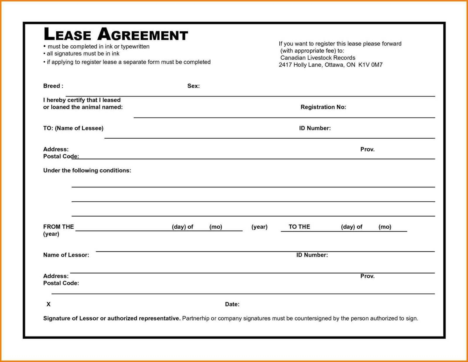 Very Basic Rental Agreement 5202 Free Printable Basic Rental - Free Printable Basic Rental Agreement