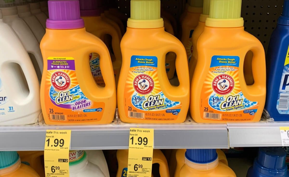 Walgreens Shoppers - $0.99 Arm & Hammer Laundry Detergent! | Making - Free Printable Arm And Hammer Coupons
