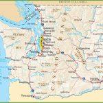 Washington State Maps | Usa | Maps Of Washington (Wa)   Free Printable Map Of Washington State