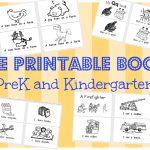 Wild Rumpus School House: *printable Books (Pk K)   Free Printable Reading Books For Preschool