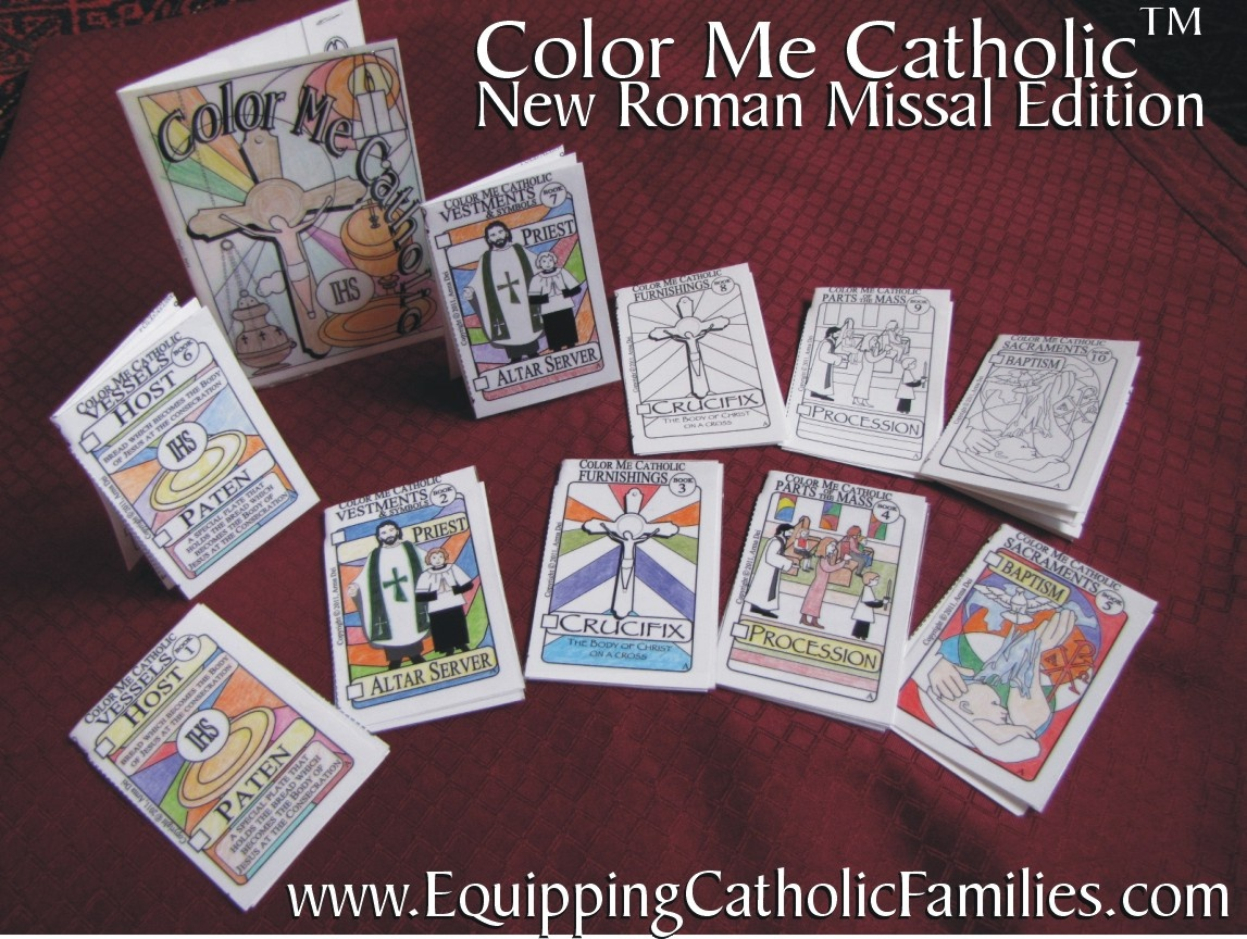 Win A Free Printable To Teach The New Mass! - Equipping Catholic - Free Printable Catholic Mass Book