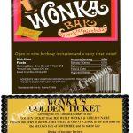 Wonka Bar Wrapper Template. Wonka Bar Wrapper Template Free. Wonka - Wonka Bar Wrapper Printable Free