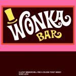 Wonka Wrapper | Willy Wonka | Wonka Chocolate, Willy Wonka, Wonka - Wonka Bar Wrapper Printable Free
