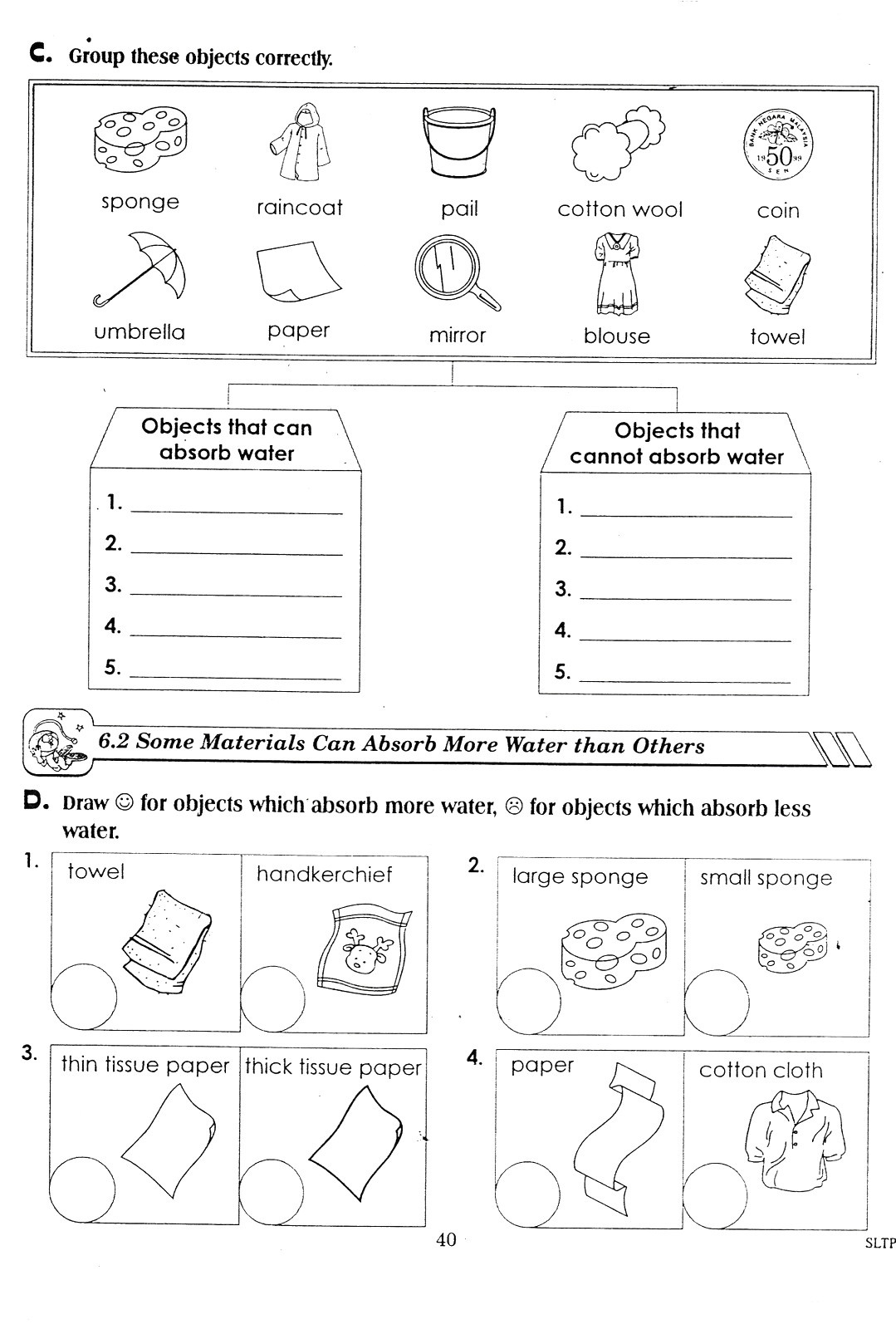 Worksheet: Classroom Resources Pre Nursery Worksheets Pdf Free - Free Printable Science Worksheets For Grade 2