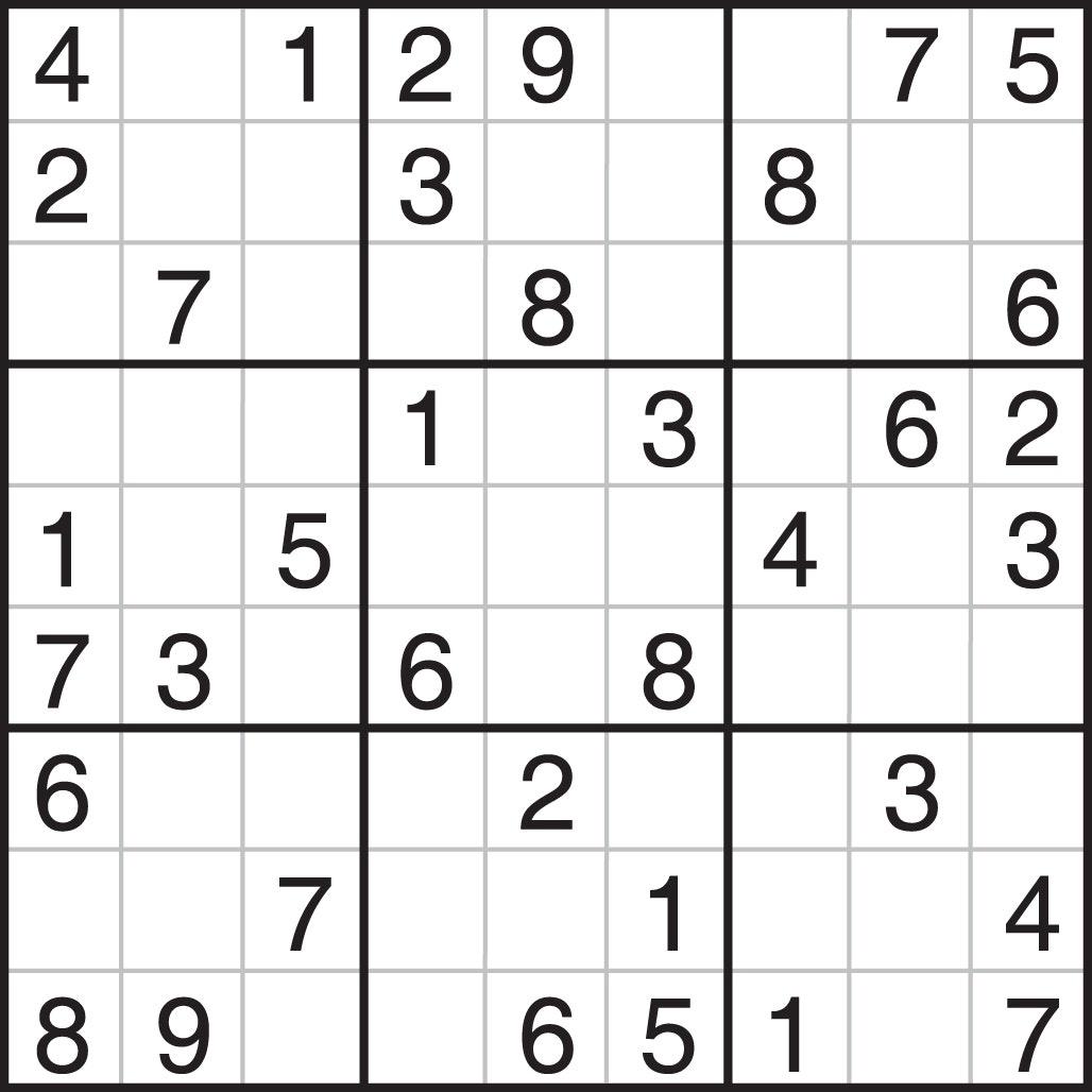Worksheet : Easy Sudoku Puzzles Printable Flvipymy Screenshoot On - Free Printable Sudoku 6 Per Page