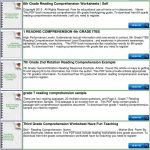 Worksheet : Free Printable Short Stories With Comprehension   Free Printable Itbs Practice Worksheets