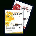 You've Been Boo'zed! Free Halloween Printable | Holley Grainger   You Ve Been Boozed Free Printable