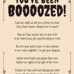 You've Been Boozed!   You Ve Been Boozed Free Printable