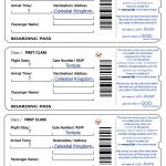 Yw New Beginnings Or Activity Boarding Pass Front (2550×3300   Free Printable Boarding Pass