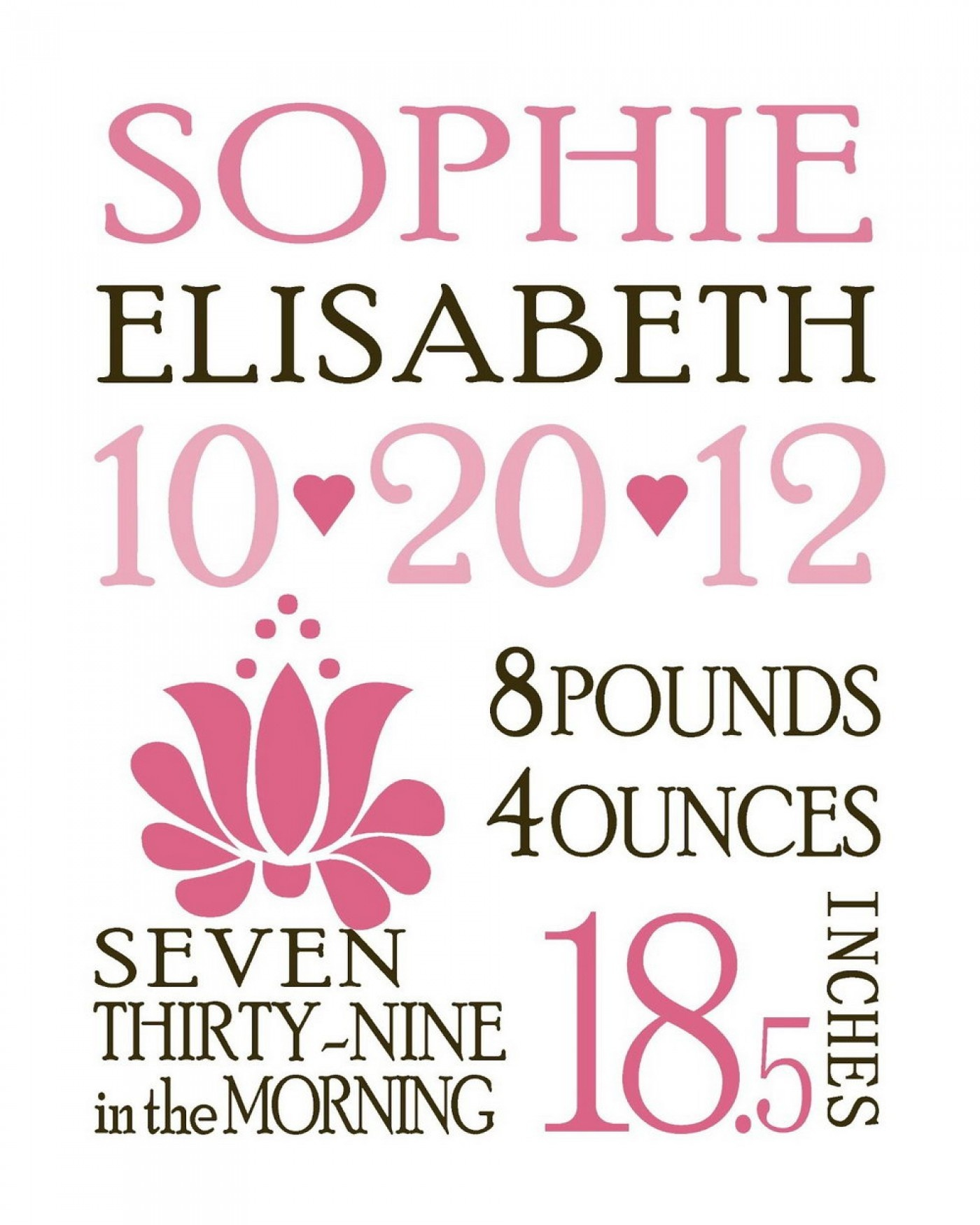 002 Free Birth Announcements Templates Template Ideas Phenomenal Diy - Free Birth Announcements Printable