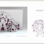 003 Pop Up Card Templates Free Birthday Download Inspirational Cards   Free Printable Kirigami Pop Up Card Patterns