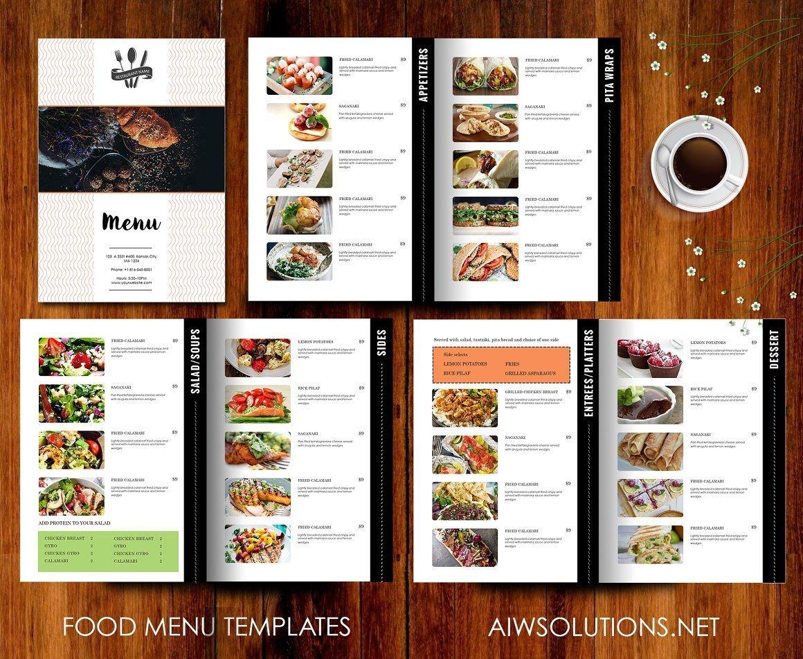 013 Template Ideas Free Printable Restaurant Menu Awful Templates - Design A Menu For Free Printable