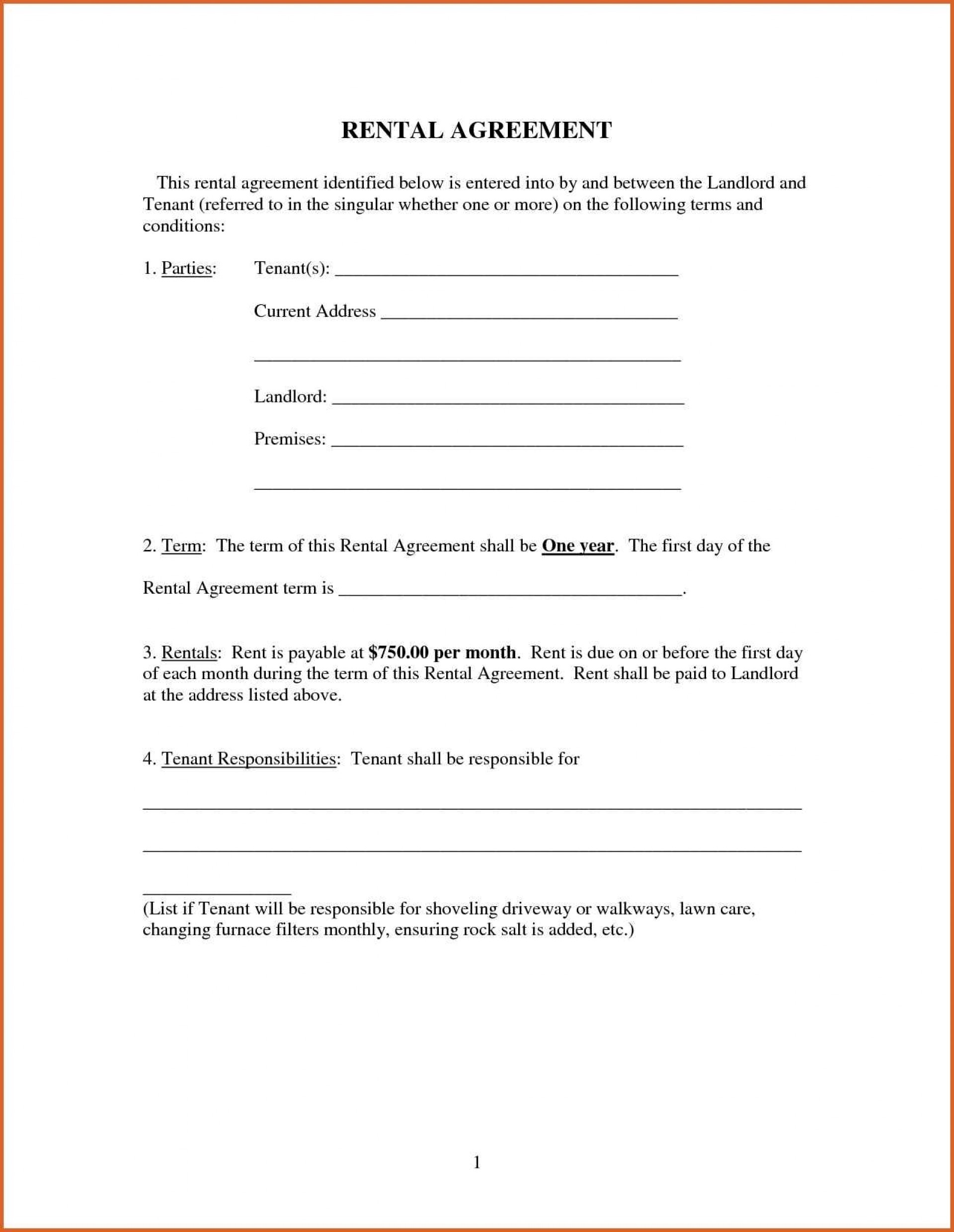 019 Free Printable Month To Rental Agreement Best Of Room Lease - Free Printable Room Rental Agreement Forms