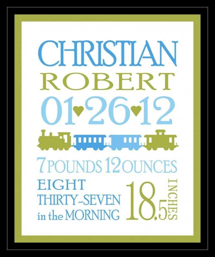 022 Free Birth Announcements Templates Design Baby Shower - Free Birth Announcements Printable