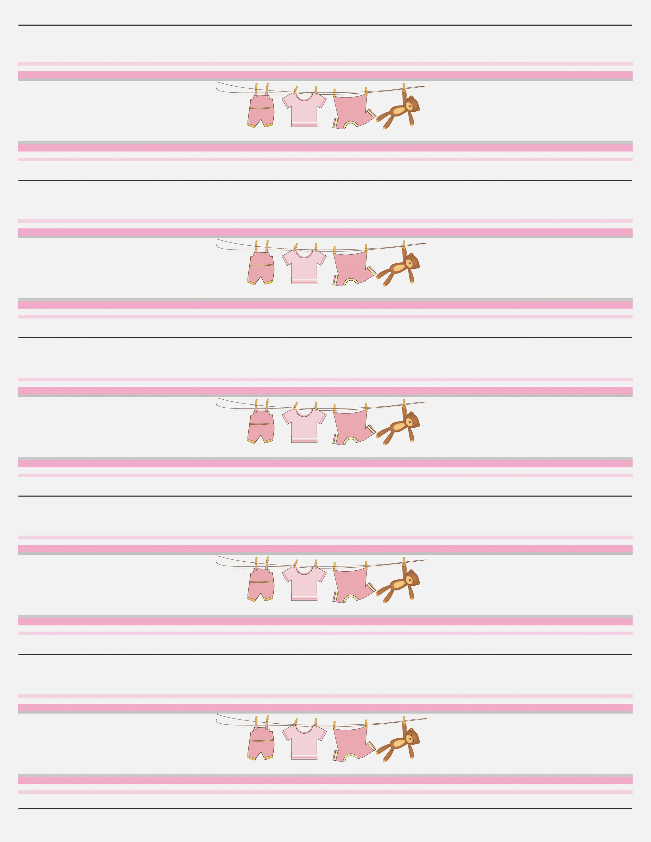 10 Fantastic Vacation Ideas For Diy | Label Information Ideas - Free Printable Baby Shower Labels For Bottled Water