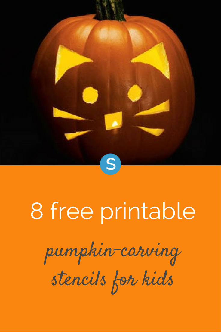 12 Free Printable Pumpkin Carving Stencils For Kids | Parenting And - Halloween Pumpkin Carving Stencils Free Printable