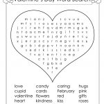 12 Valentine's Day Word Search | Kittybabylove - Free Printable Valentine Word Search For Adults