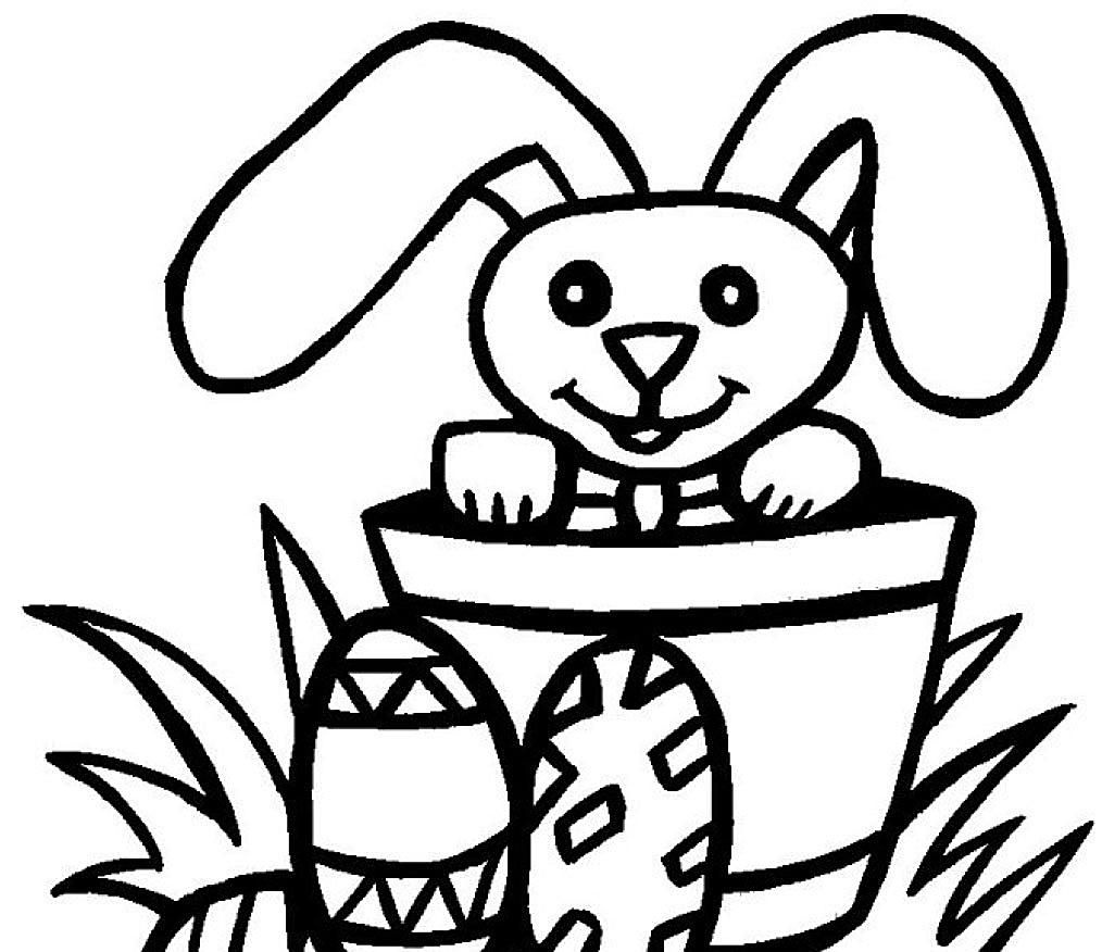 17 Best Places For Easter Coloring Pages For The Kids - Free Printable Easter Coloring Pages For Toddlers