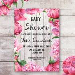 17 Sets Of Free Baby Shower Invitations You Can Print   Free Printable Book Themed Baby Shower Invitations