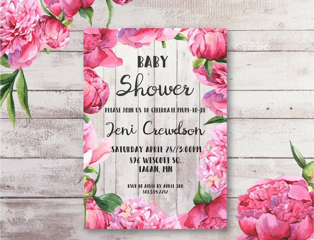 17 Sets Of Free Baby Shower Invitations You Can Print - Free Printable Book Themed Baby Shower Invitations