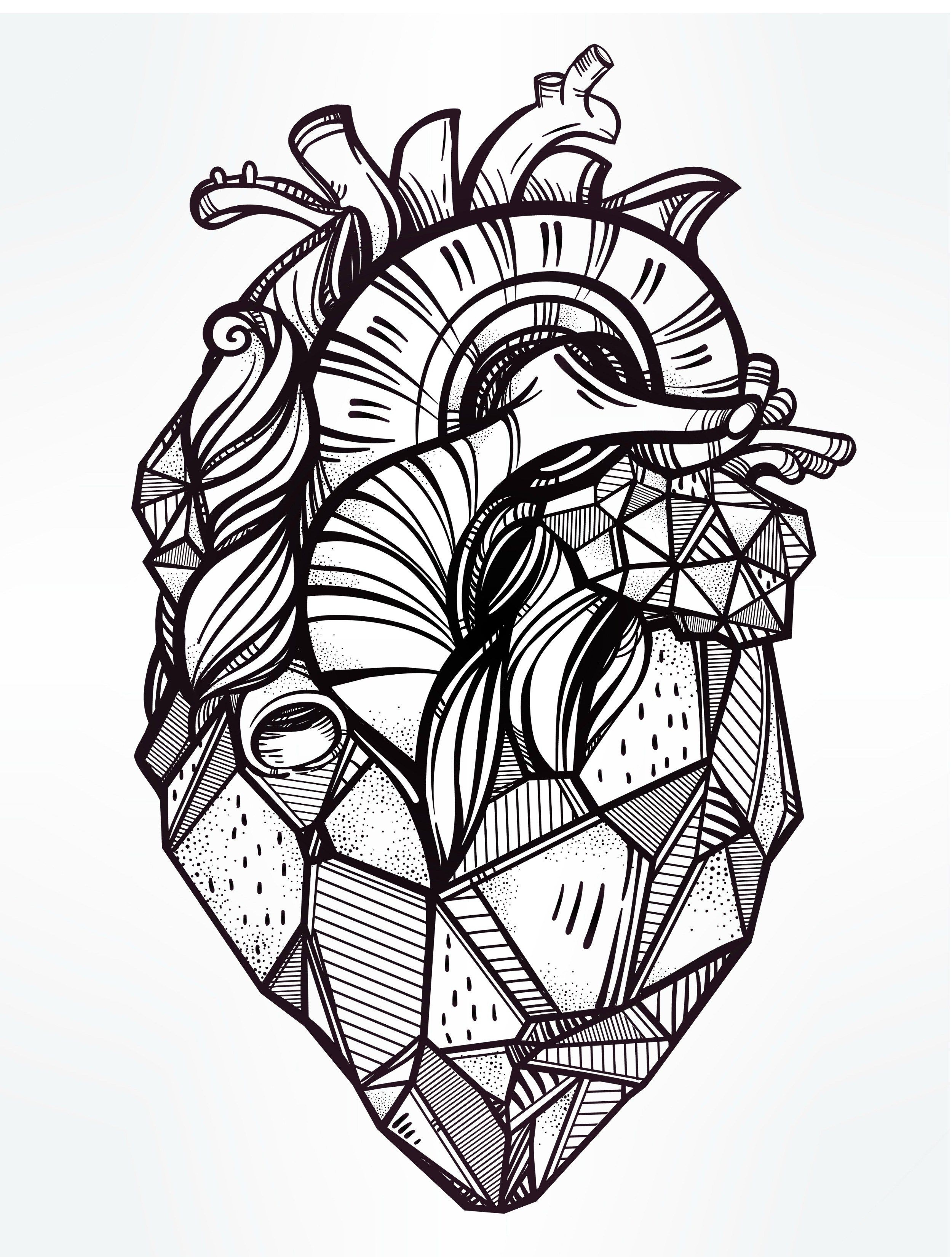 20 Free Printable Valentines Adult Coloring Pages   Adult Coloring - Free Printable Coloring Cards For Adults