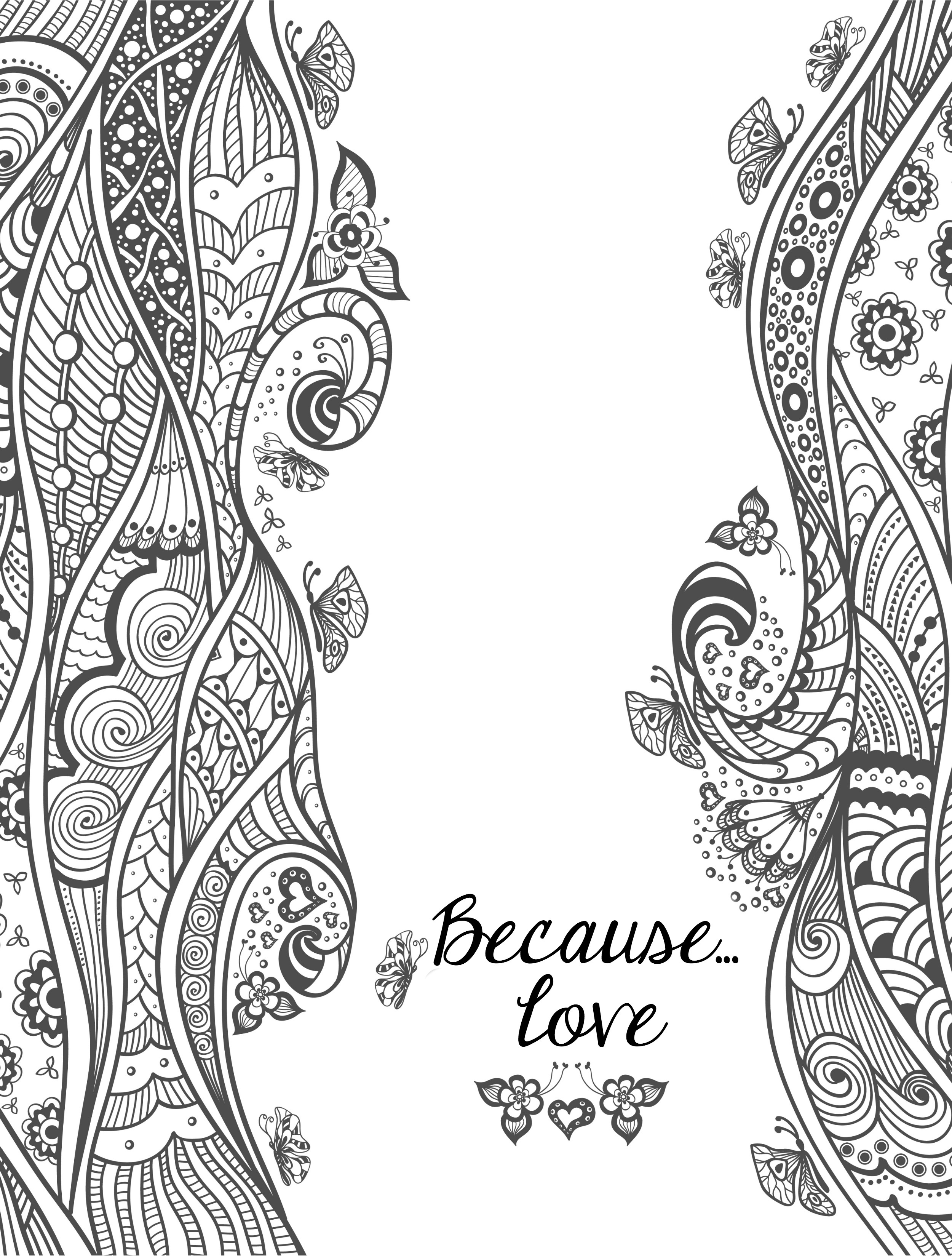20 Free Printable Valentines Adult Coloring Pages - Nerdy Mamma - Free Printable Coloring Cards For Adults