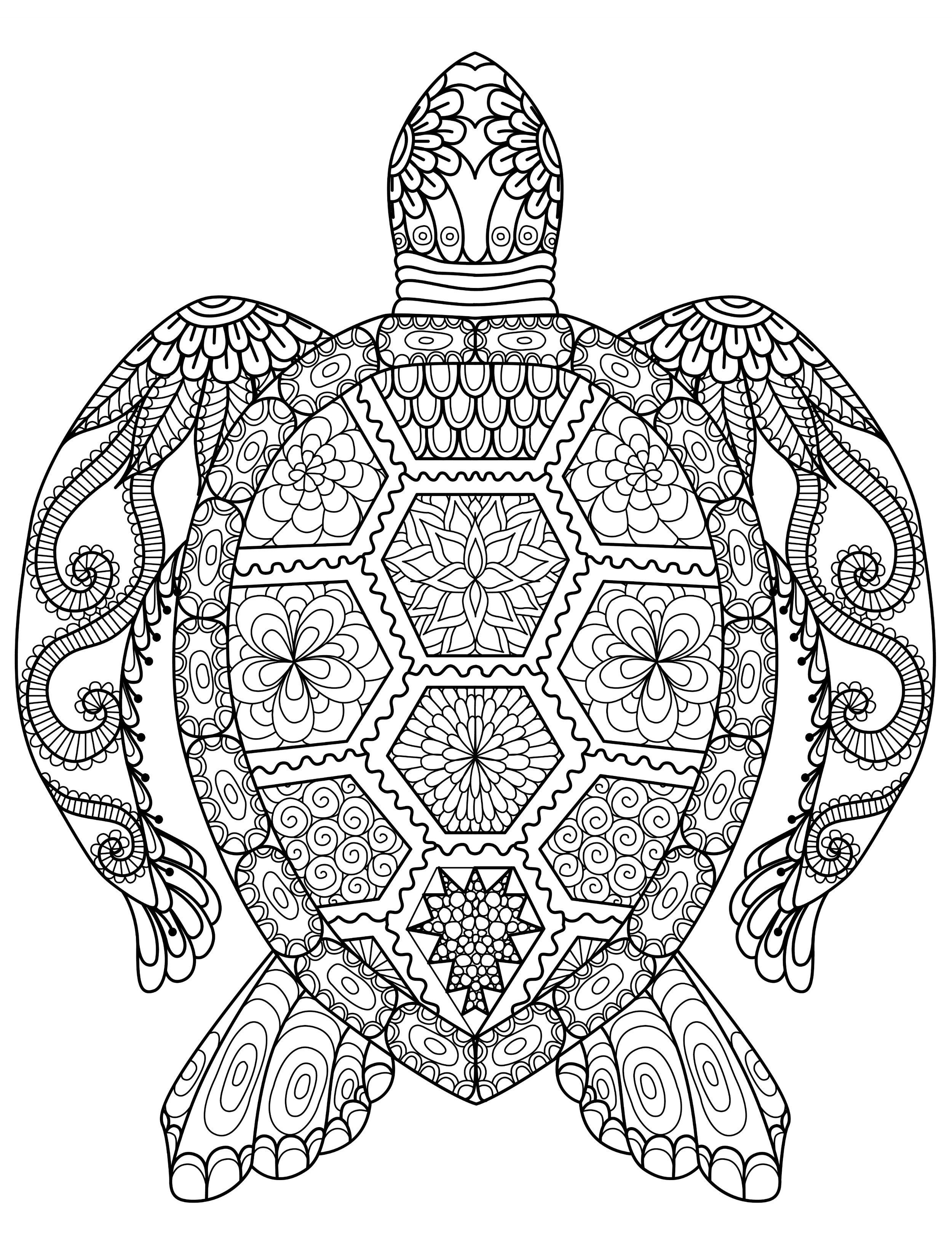 20 Gorgeous Free Printable Adult Coloring Pages …   Adult Coloring - Free Printable Zen Coloring Pages