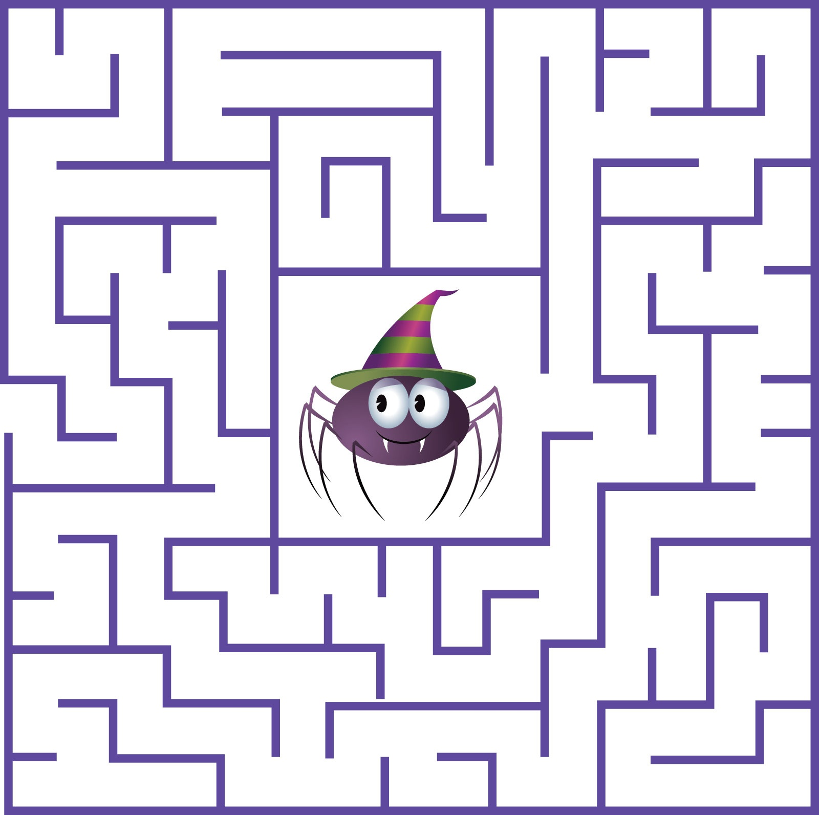 28 Free Printable Mazes For Kids And Adults | Kittybabylove - Free Printable Mazes For Kids