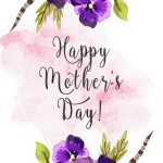 30 Cute Free Printable Mothers Day Cards   Mom Cards You Can Print   Free Printable Mothers Day Cards To My Wife