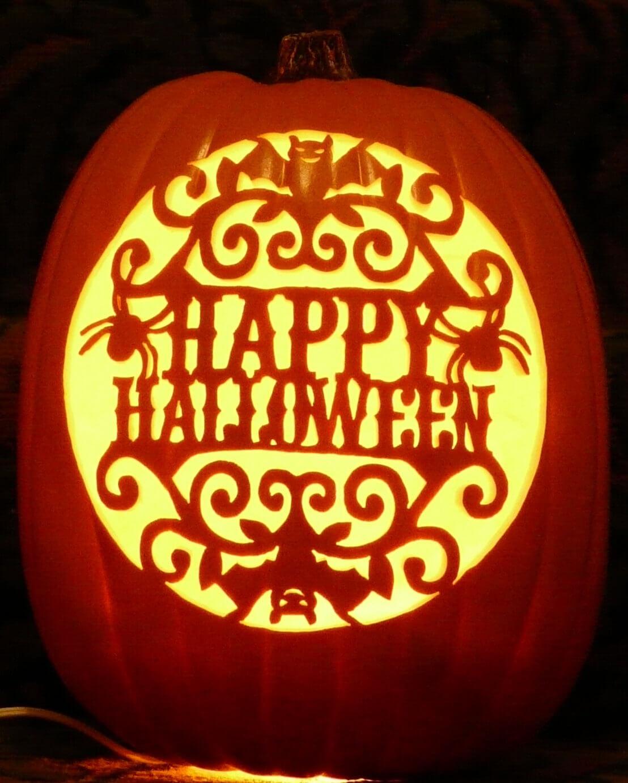 30+ Easy Halloween Pumpkin Carving Ideas 2019 | Pumpkin Carving Ideas - Hard Pumpkin Carving Patterns Free Printable