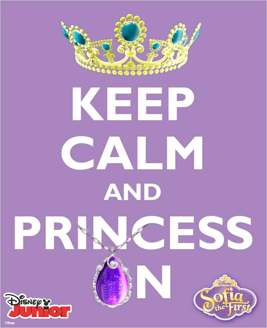 30 Sofia The First Party Ideas, Free Printables & Must Haves - Sofia The First Cupcake Toppers Free Printable