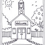 33 Best Back To School Coloring Pages Free Printables For Gianfreda   Free Printable First Day Of School Coloring Pages