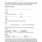 39 Simple Room Rental Agreement Templates   Template Archive   Free Printable Room Rental Agreement Forms