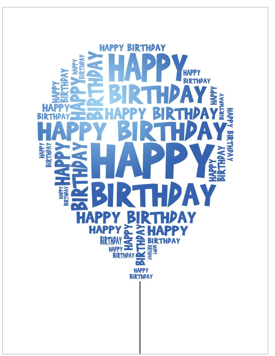 40+ Free Birthday Card Templates ᐅ Template Lab - Free Printable Birthday Cards For Him