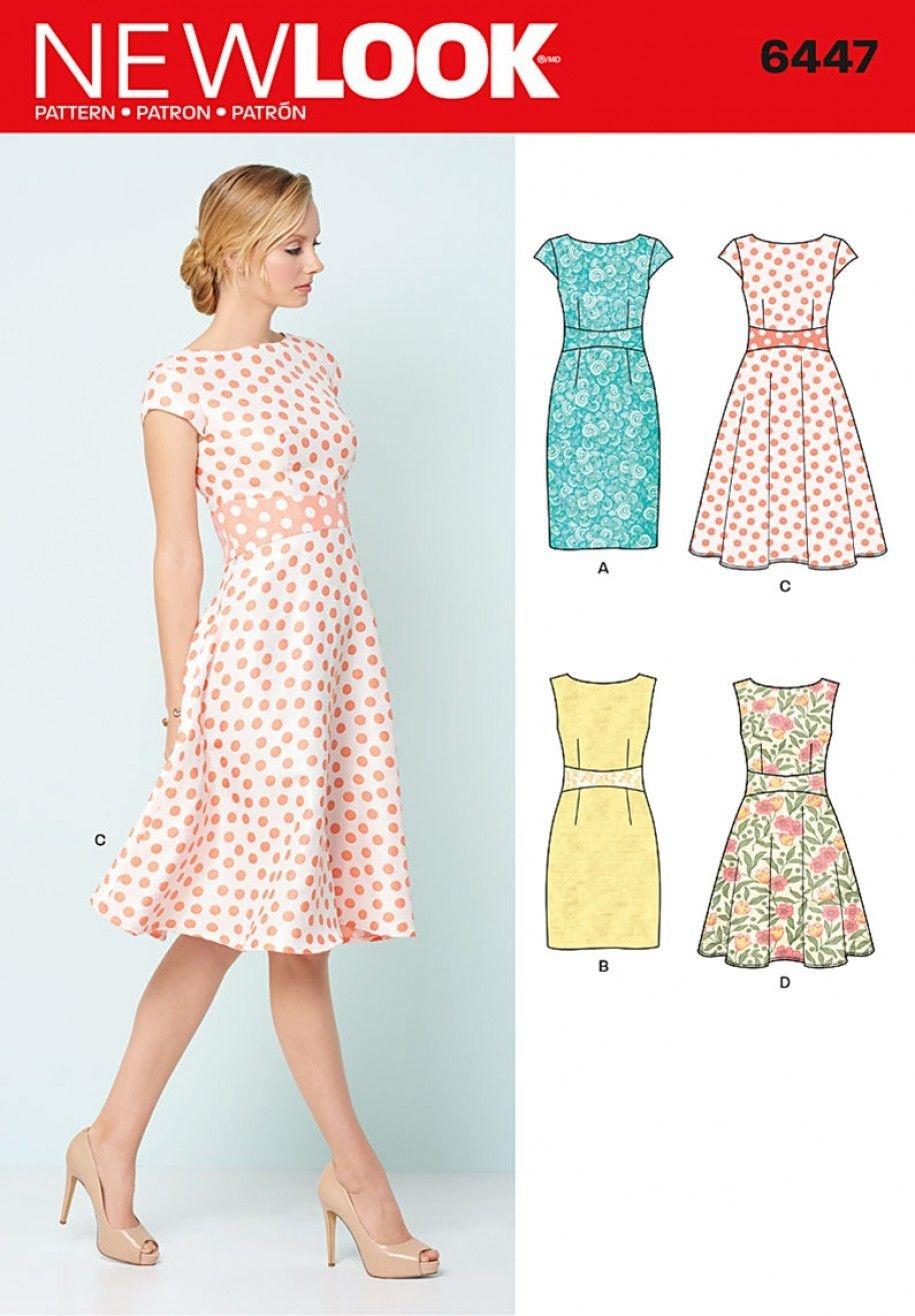 45 Free Printable Sewing Patterns | To Sewing | Varrás, Szabásminták - Free Printable Plus Size Sewing Patterns
