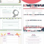 7 Free Devotional Worksheets - Instant Download Pdf - For Christian - Printable Women's Bible Study Lessons Free