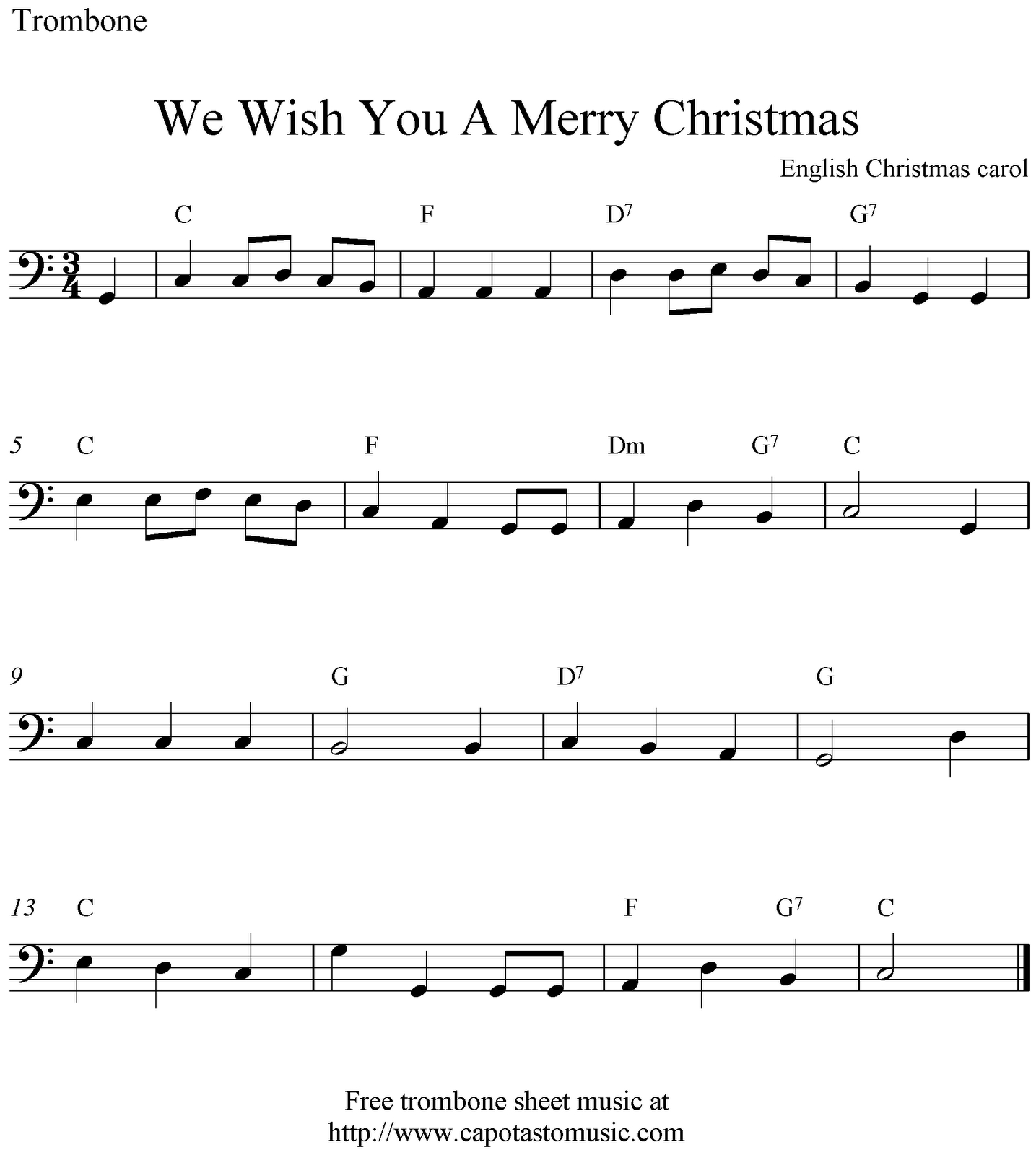 70 Melodious Christmas Piano Sheet Music | Kittybabylove - Free Christmas Sheet Music For Keyboard Printable