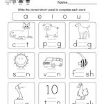 80 Fun Phonics Worksheets | Kittybabylove   Hooked On Phonics Free Printable Worksheets
