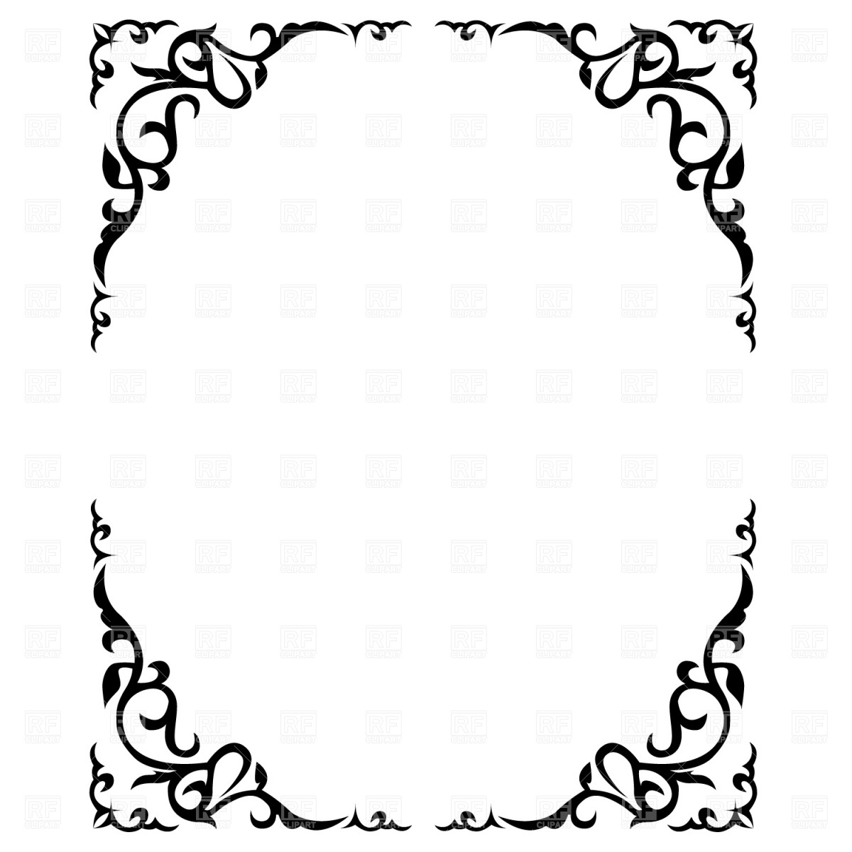 82+ Clip Art Borders Free Download   Clipartlook - Free Printable Clip Art Borders