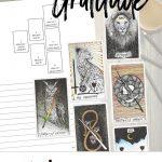 A Tarot Spread For Gratitude | Tarot Card Spreads | Tarot Spreads   Free Printable Tarot Cards