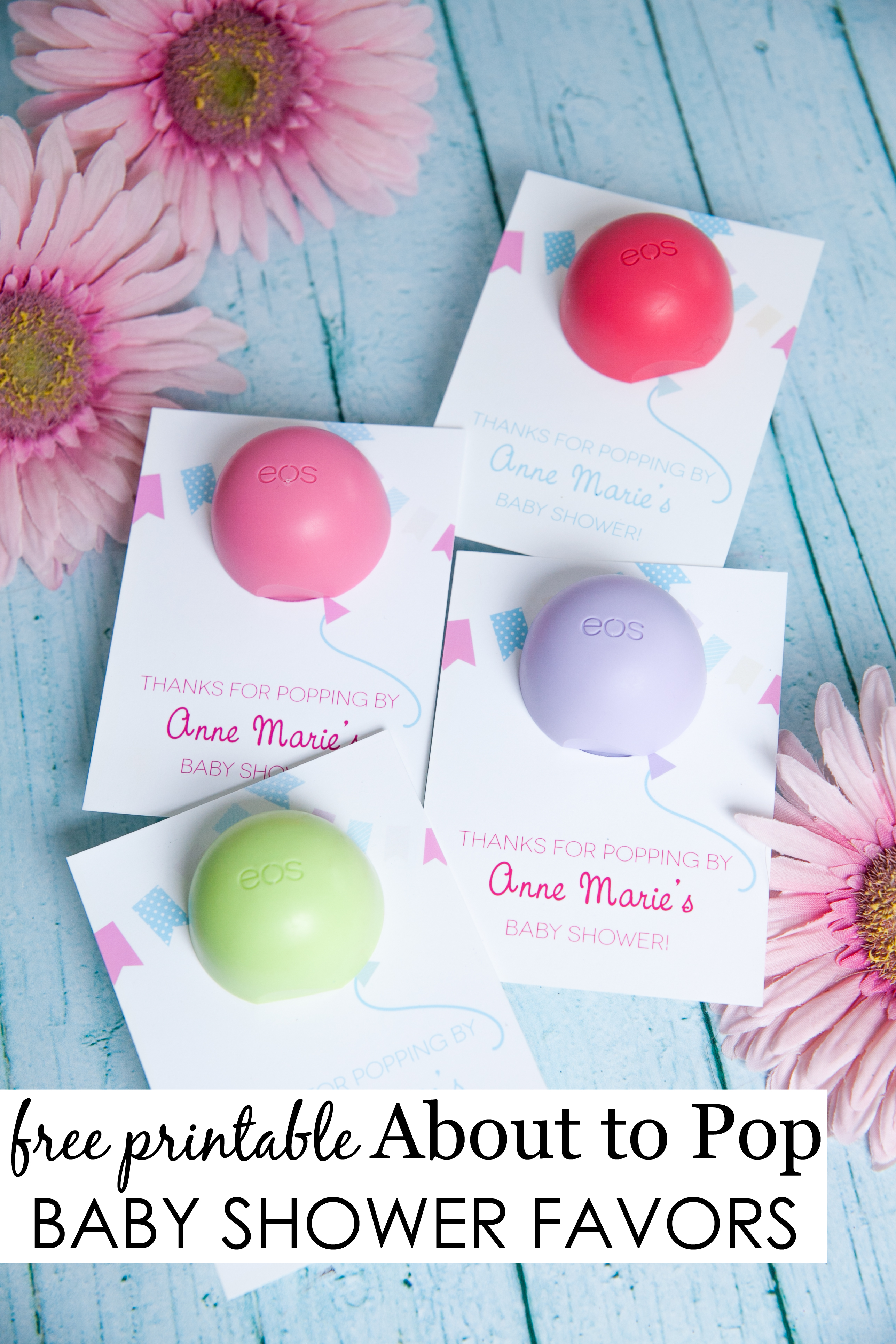 About To Pop Baby Shower Favor | Party Favors | Baby Shower - Ready To Pop Free Printable