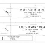 Adjustable Necktie Tutorial & Free Pattern | Sewing For Children   Free Printable Sewing Patterns Pdf