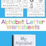 Alphabet Worksheets | Free Printables | Letter Worksheets, Alphabet   Free Printable Alphabet Letters
