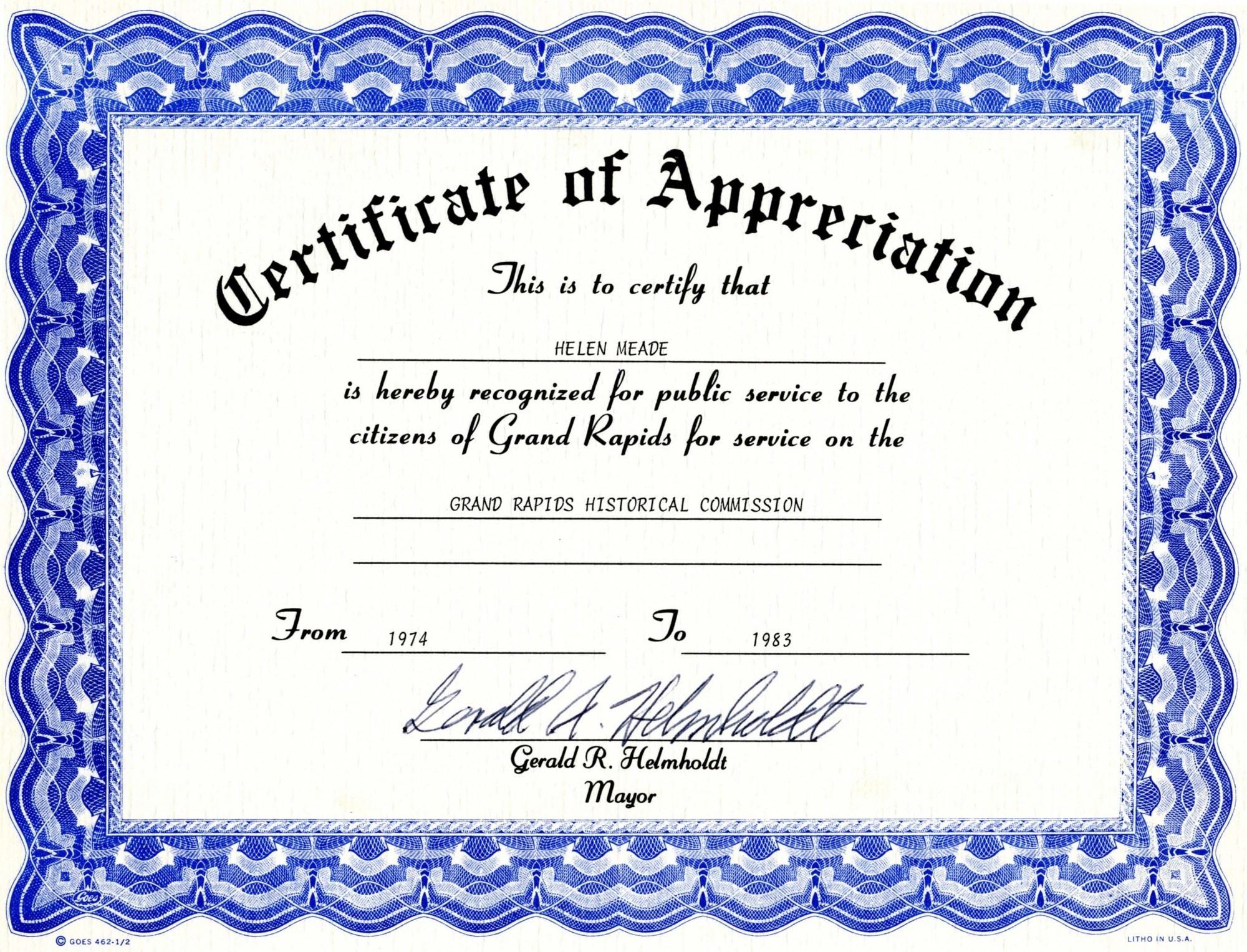 Appreciation Certificate Templates Free - Demir.iso-Consulting.co - Sports Certificate Templates Free Printable