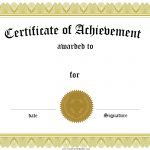 Award Certificate Template Certificate Templates Best Free Images   Free Printable Certificate Templates