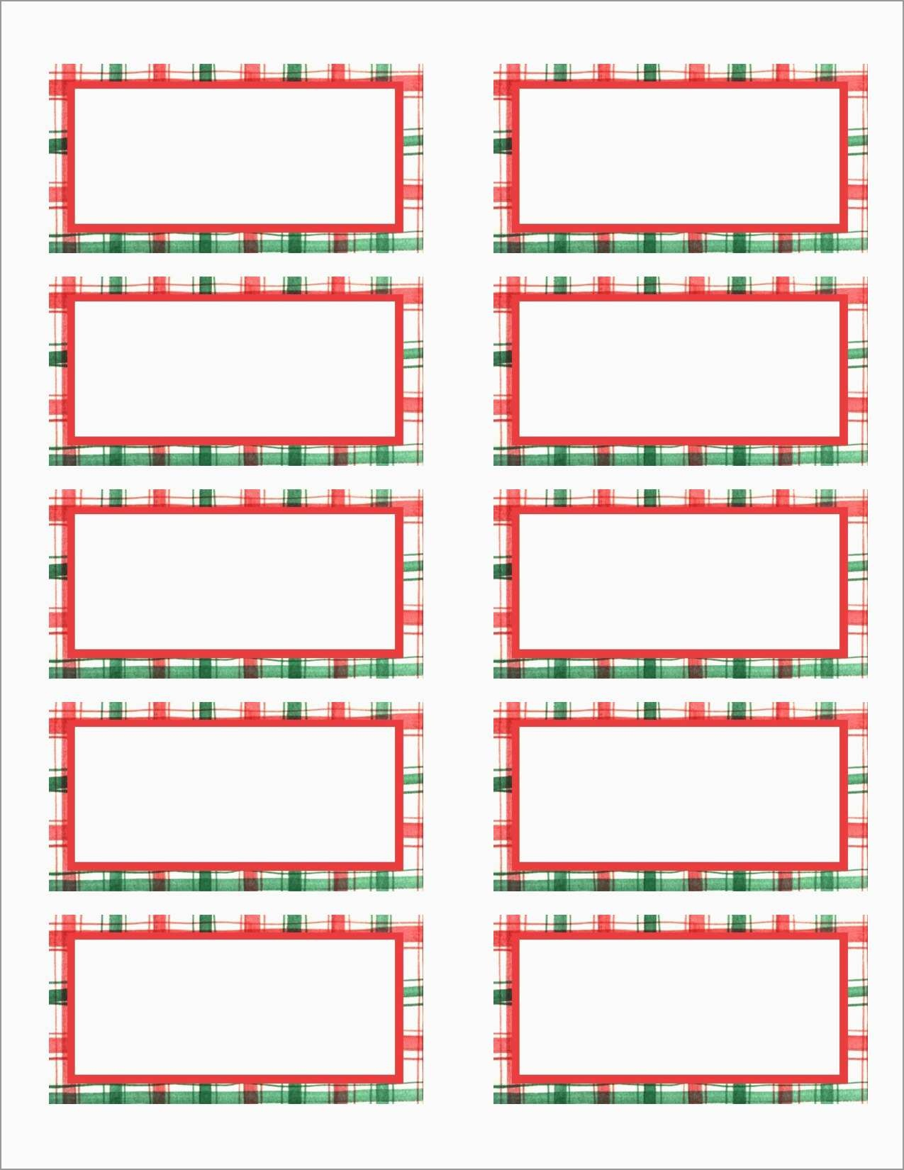 Awesome Free Holiday Return Address Label Template | Best Of Template - Free Printable Return Address Labels