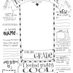 Back To School Coloring Pages | School Days | School Coloring Pages   Free Printable First Day Of School Coloring Pages