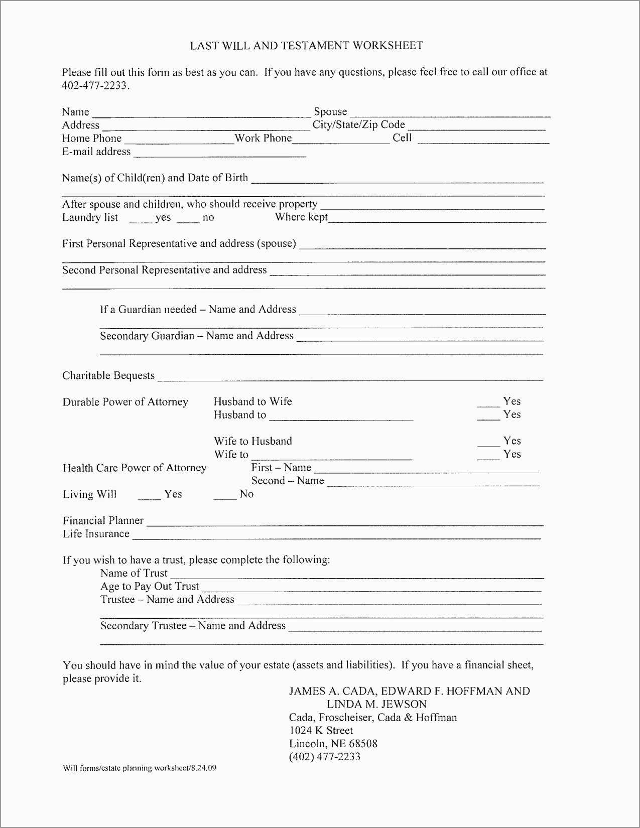 Best Free Last Will And Testament Template Best Last Will And - Free Printable Last Will And Testament Forms